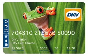 Carta carburante e servizi DKV emissioni zero