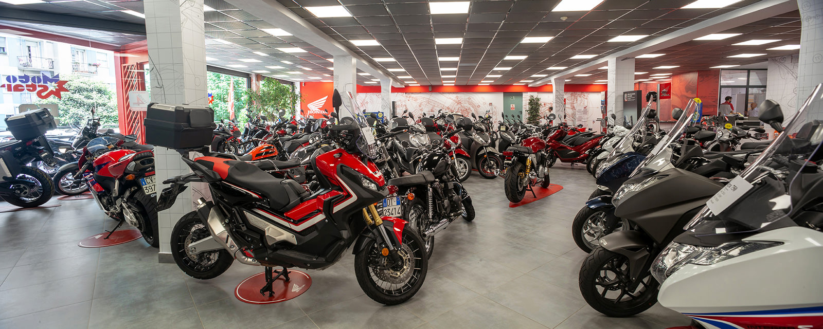Motostar Honda Milano